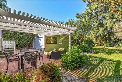 Toluca Lake Single Family Home For Sale: 5233 Strohm Avenue