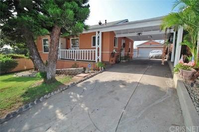 Eagle Rock Single Family Home For Sale: 3919 W Avenue 42