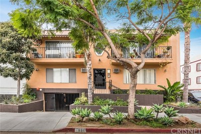 West Hollywood Condo/Townhouse For Sale: 951 N Gardner Street #3
