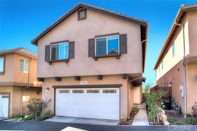 Sylmar Single Family Home For Sale: 14069 Carlton Lane