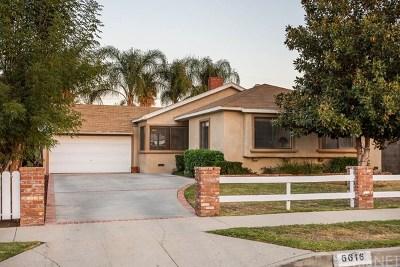 Woodland Hills Single Family Home For Sale: 6616 Farralone Avenue