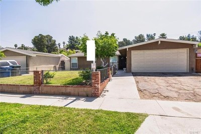 Canyon Country Single Family Home For Sale: 27314 Crossglade Avenue