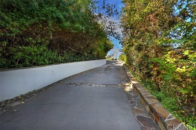 Studio City Single Family Home For Sale: 12985 Galewood Street