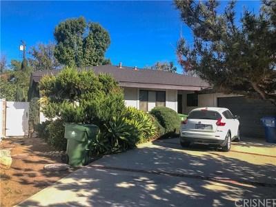 North Hills Single Family Home For Sale: 16037 Calahan Street