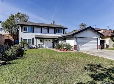 Sylmar Single Family Home For Sale: 12971 Hagar Street