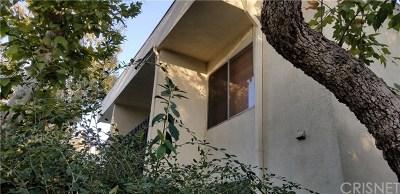 Valencia Condo/Townhouse Active Under Contract: 23515 Lyons Avenue #281