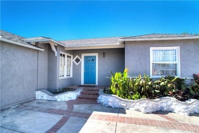 Reseda Single Family Home For Sale: 6639 Belmar Avenue