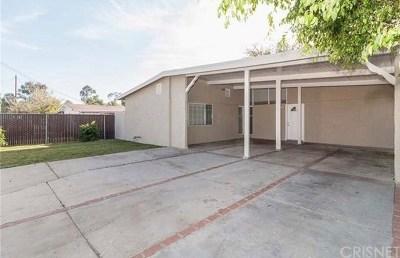 Pacoima Single Family Home For Sale: 11113 El Dorado Avenue
