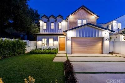 Encino Single Family Home For Sale: 4716 Noeline Ave