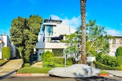 Santa Monica Condo/Townhouse For Sale: 1035 19th Street #103