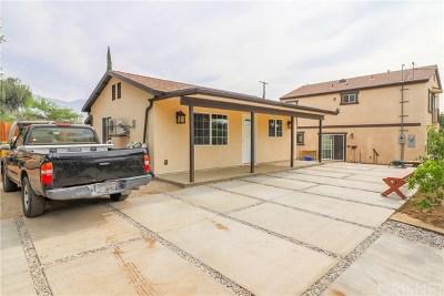 Sylmar Multi Family Home For Sale: 15089 La Mesa Street