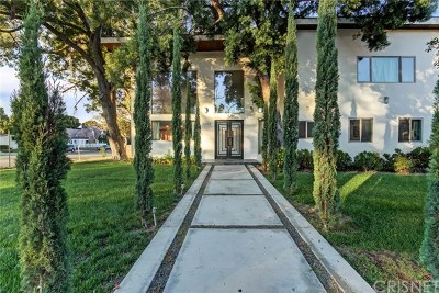 Sherman Oaks Single Family Home For Sale: 15373 Valley Vista Boulevard
