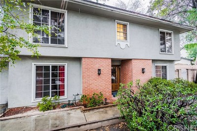 West Hills Single Family Home For Sale: 8701 Topanga Canyon Boulevard