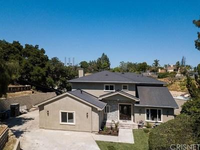 Granada Hills Multi Family Home For Sale: 11160 Newcastle Avenue