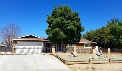 California City Single Family Home For Sale: 8549 Eucalyptus Avenue