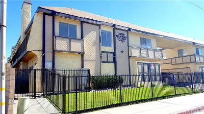 Palmdale Condo/Townhouse For Sale: 38710 10th Street E #1