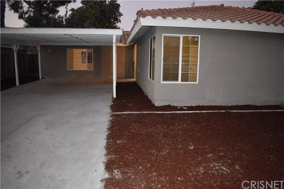 Bakersfield Single Family Home For Sale: 4308 Hahn Avenue
