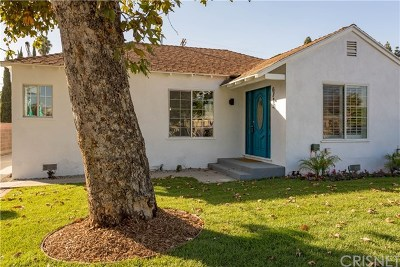 North Hollywood Multi Family Home For Sale: 6713 Saint Clair Avenue