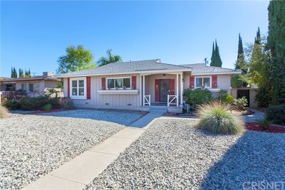 North Hills Single Family Home For Sale: 16020 Septo Street