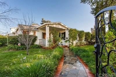 Tarzana Single Family Home For Sale: 5732 Rhea Avenue