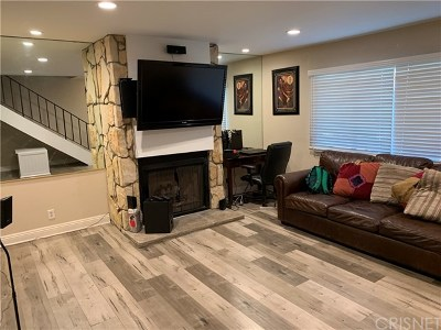 Sylmar Condo/Townhouse For Sale: 14456 Foothill Boulevard #29