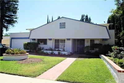 Granada Hills Single Family Home For Sale: 13207 Whistler Avenue