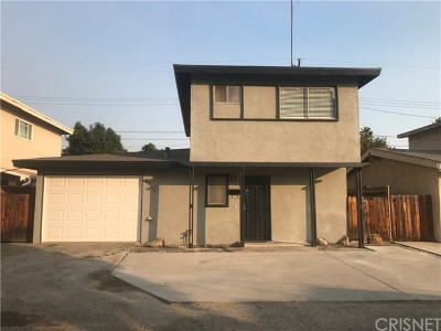 El Monte Single Family Home For Sale: 11052 McGirk Avenue