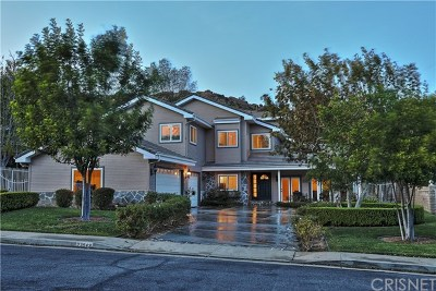 Brentwood, Calabasas, West Hills, Woodland Hills Single Family Home For Sale: 23943 Eagle Mountain Street