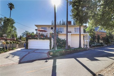 Woodland Hills Single Family Home For Sale: 4820 Escobedo Drive