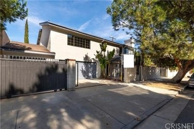 North Hollywood Multi Family Home For Sale: 5802 Colfax Avenue