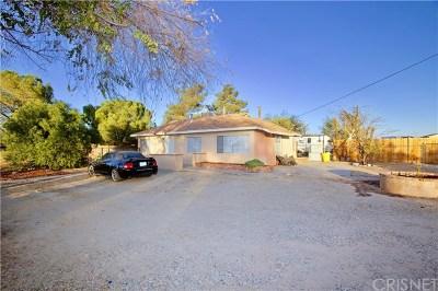 Littlerock Single Family Home For Sale: 37222 110th Street E
