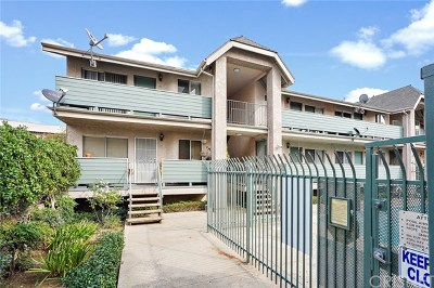 Sylmar Condo/Townhouse For Sale: 13100 Bromont Avenue #40