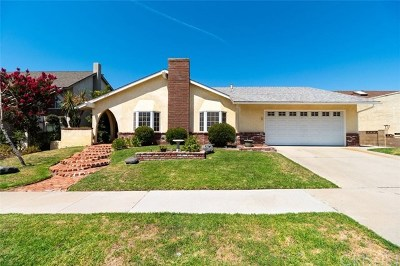 Simi Valley Single Family Home For Sale: 2737 N Highgate Place