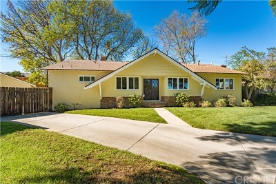 Northridge Single Family Home For Sale: 16842 Halsted Street