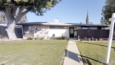North Hills Single Family Home For Sale: 16745 Lassen Street