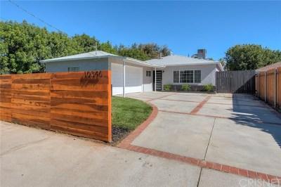 Chatsworth Single Family Home For Sale: 10346 Vassar Avenue