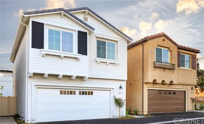 Sylmar Single Family Home For Sale: 14838 W Castille Way