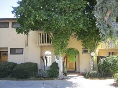 Lake Balboa Condo/Townhouse For Sale: 17420 Vanowen Street #4