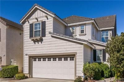 Valencia Single Family Home For Sale: 23231 Barnacle Lane