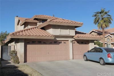 Palmdale Single Family Home For Sale: 5361 Karling Place
