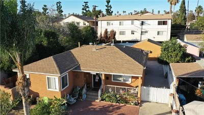 Van Nuys Single Family Home For Sale: 14941 Friar Street