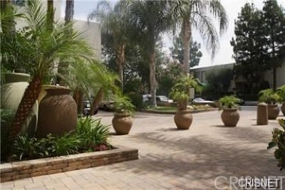 Encino Condo/Townhouse For Sale: 5325 Newcastle Avenue #133