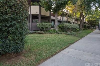 Van Nuys Single Family Home For Sale: 15050 Sherman Way #214