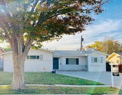 Lancaster Single Family Home For Sale: 44819 Andale Avenue