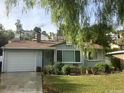 Woodland Single Family Home For Sale: 5183 Canoga Avenue
