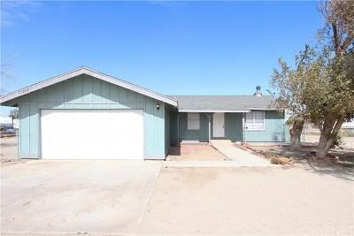 Littlerock Single Family Home For Sale: 11123 E Avenue R2