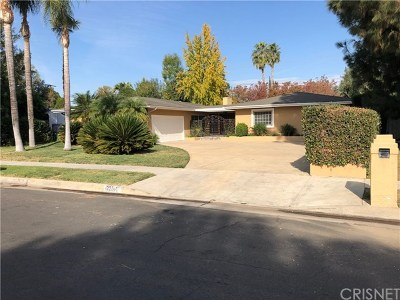 Woodland Single Family Home For Sale: 22511 Sylvan Street