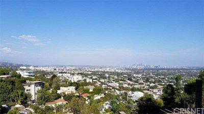 West Hollywood Single Family Home For Sale: 8417 Harold Way