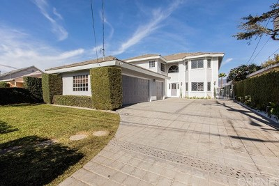 El Monte Single Family Home For Sale: 11701 Rio Hondo