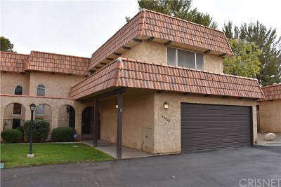 Palmdale CA Condo/Townhouse For Sale: $295,000